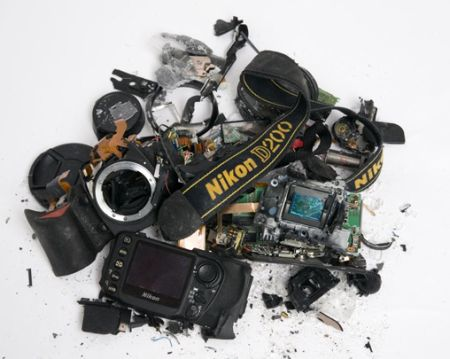 appareil-photo-casse